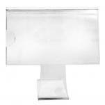 Acrylic Transparent Price Tag Holder