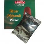 Dark Brown Hair Mehndi Powder