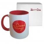 Customised Du-Tone Mug
