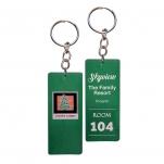 Customised Hotel Room Keychain