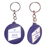 Customised Rubber Keychain