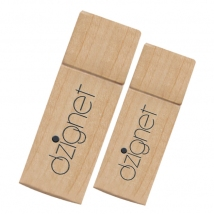 Wooden Series USB flash drive