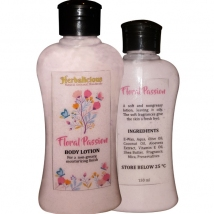 FLORAL PASSION (Body Lotion)