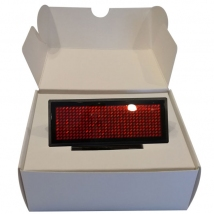 LED Scrolling Name Tag/LED Badge