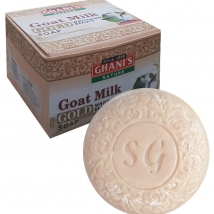 Goat Milk Gold Whitening Beauty Soap - 140GM