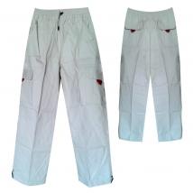 Six Pockets Trouser