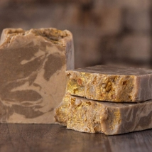 Artisanal Soap Beauty Quintessential Handmade Soap (Sandalwood)