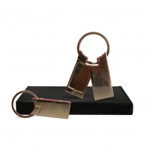 Customised Metallic Keychain